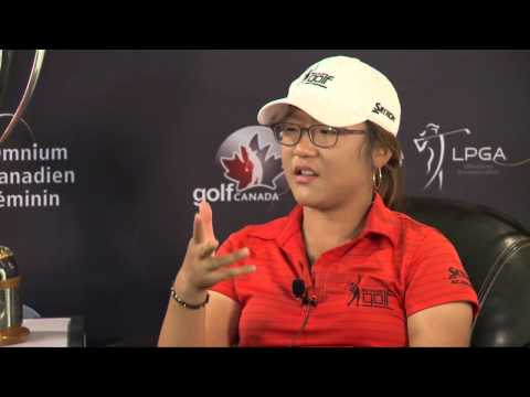 2012 CN Canadian Women's Open Champion - Lydia Ko