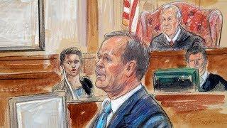 Rick Gates admits extramarital affair in court