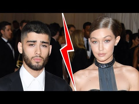 Zayn and Gigi Hadid SPLIT After Two Years