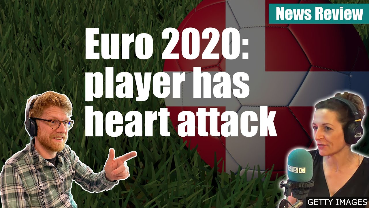 Euro 2020: Player has heart attack - News Review