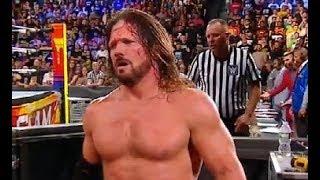 WWE Summerslam 8/19/2018 FULL Show Live Results Match Highlights