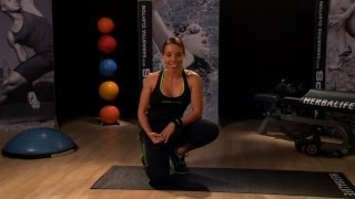 Improve flexibility in 10 minutes with Samantha Clayton
