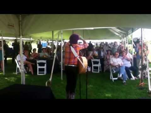 Jim Peterik at the Oakbrook Polo Grounds