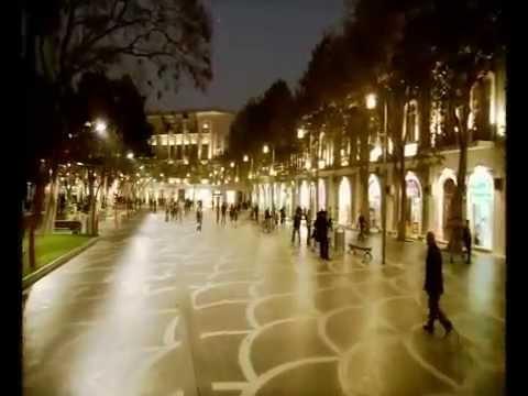 One day in Baku