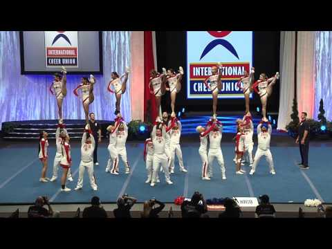 Team Puerto Rico [Coed Elite Finals - 2017 ICU World Cheerleading Championship]