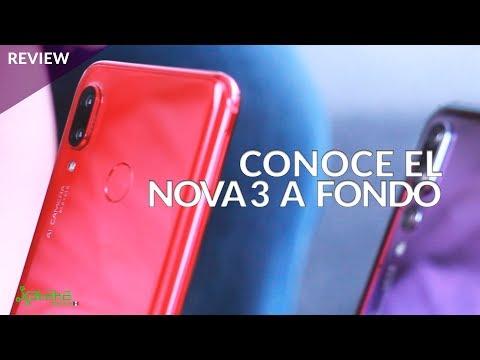 Huawei Nova 3, EXPERIENCIA DE USO: apuesta real o solo publicidad