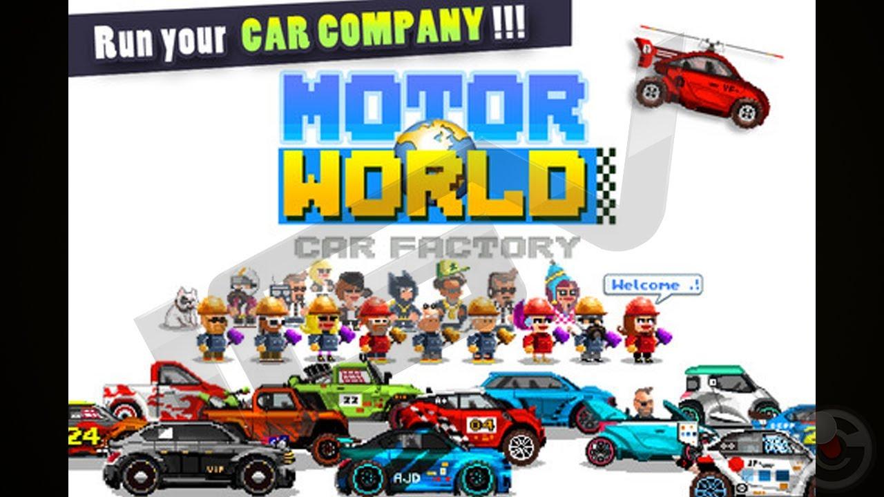 Motor World Car Factory >> Motor World Car Factory Iphone Gameplay Video