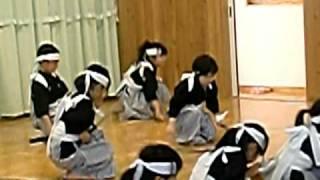 2010-12-4 保育園の発表会.