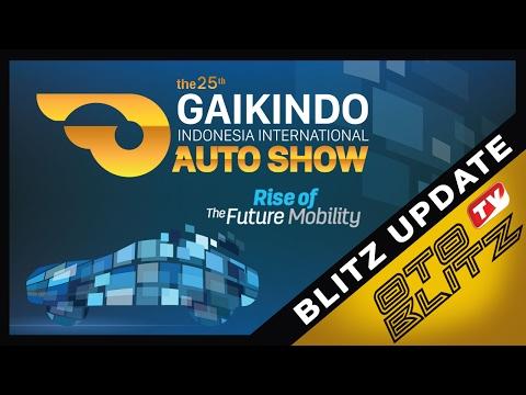 GIIAS 2017 - Rise Of The Future Mobility | Otoblitz TV