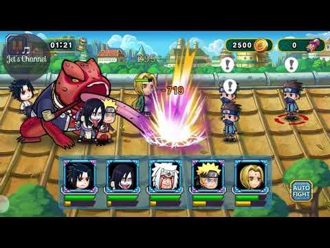 Daily Quest #1   Ninja Rebirth - Monster Legend   Jet's Channel