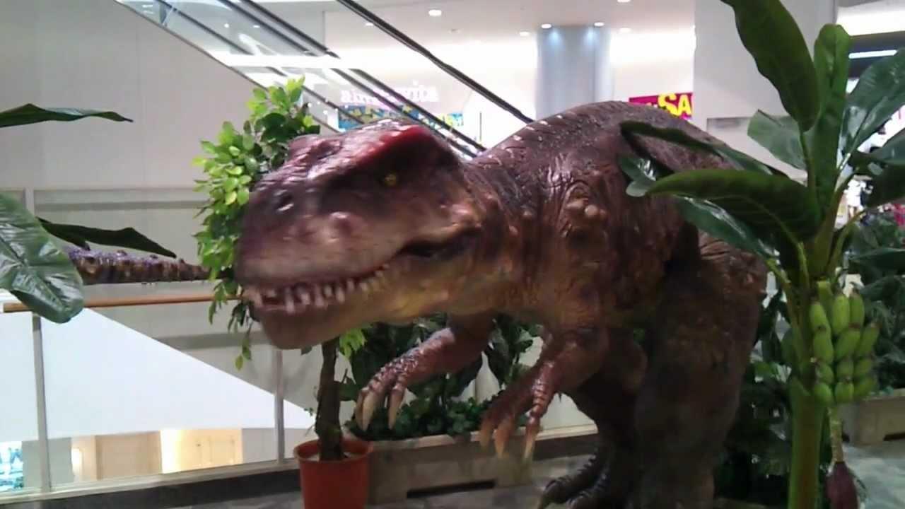 メガロサウルスの恐竜ロボット(D...