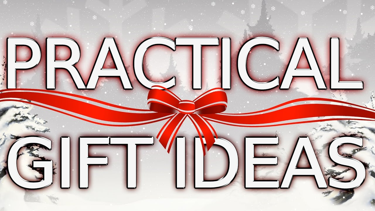Practical Christmas Gifts - YouTube