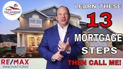 13 simple MORTGAGE steps! Home Loans! How to qualify | Buy a home. Moreno Valley Realtor