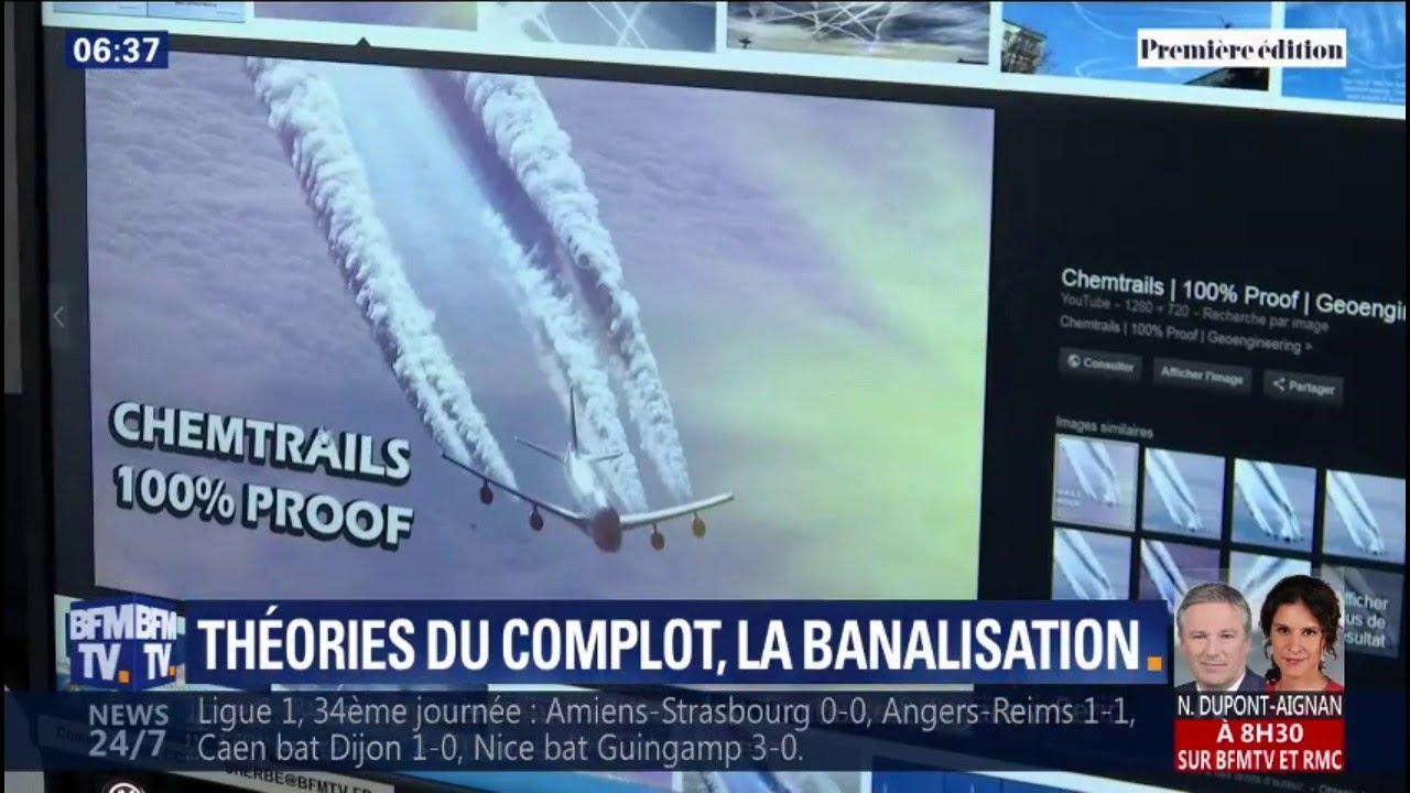 Download Théorie du complot: la banalisation