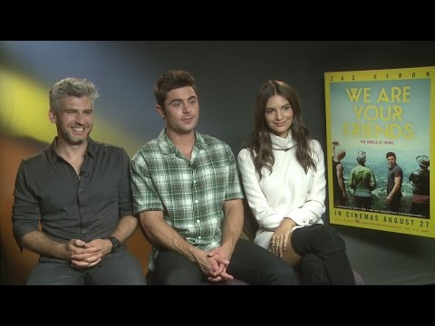 We Are Your Friends: Max Joseph tells us how to be friends with Zac Efron and Emily Ratajkowski