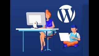 Как с нуля создать сайт на WordPress-5. Бесплатный урок!