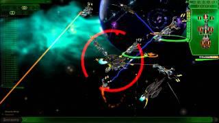 Sword of the Stars, Liir versus Morrigi