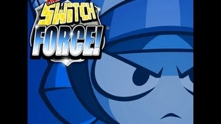 Mighty Switch Force OST