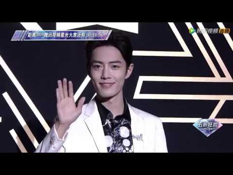 [Eng Sub] Xiao Zhan and Untamed Boys Red Carpet All Stars Award Event 2019 肖战陈情男孩红毯星光大赏