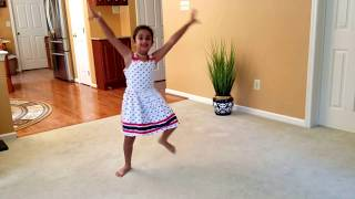 Mannat Punjabi Bhangra Dance on Shape Of You | Ed Sheeran | Bhangra Empire |