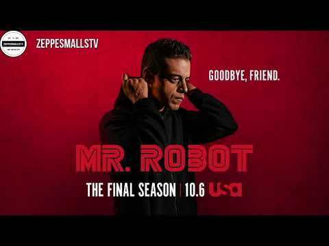 "Mr. Robot 4x10 Soundtrack ""Run Away with Me- CARLY RAE JEPSEN"""