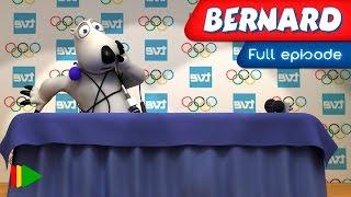 Bernard Bear - 124 - Sports Journalist