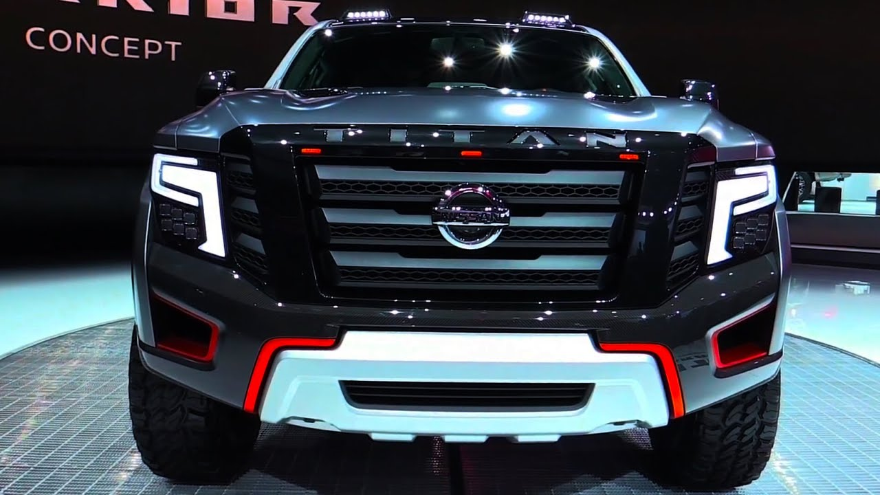 The 2020 Nissan Titan SL is the Underdog Full-Size Truck