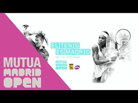 El Mutua Madrid Open se prepara para Mayo de 2017