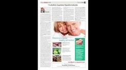 Chris Konstantinidis dental  Publications