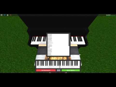 roblox piano sheet music heathens
