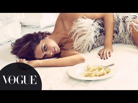 Beautiful Deepika Padukone Takes Vogue's Style Quiz | Exclusive Interview & Photoshoot | VOGUE India