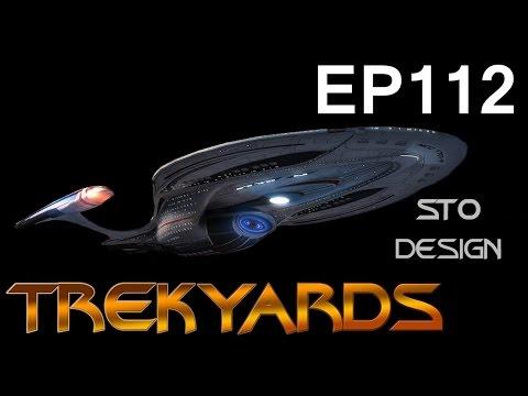 Trekyards EP112 - Odyssey Class (1701-F) (STO)