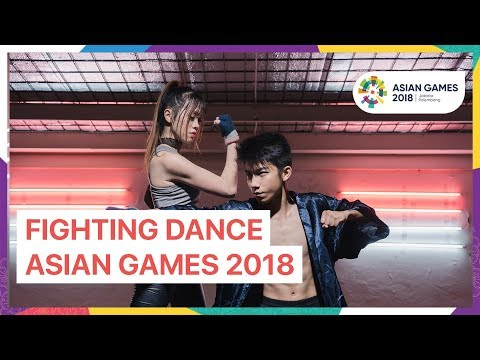 FIGHTING TEAM - ASIAN GAMES 2018 UNOFFICIAL DANCE VIDEO #asiangames2018