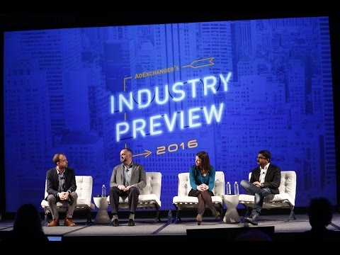 "Industry Preview 2016 - ""Enabling the Technology"" - Panel Discussion"