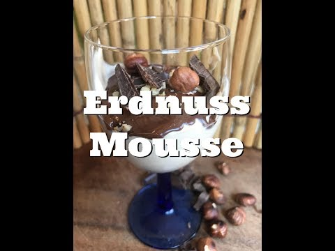 Folge 182: Erdnussbutter Mousse  vegan kochen mit Jérôme Eckmeier