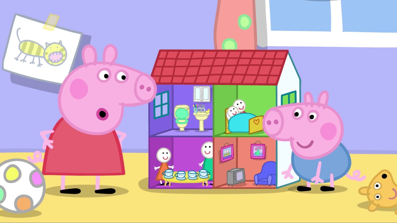 peppa pig english episodes 12  full compilation 2017 new