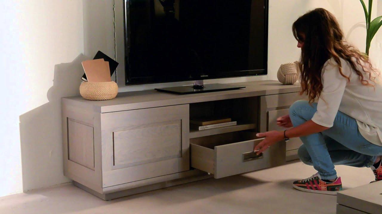 Meuble Tv En Carton Fashion Designs # Meuble Tv Argente