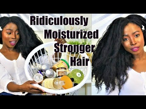 Products for SUPER HYDRATED STRONGER GROWING Hair | NATURAL HAIR