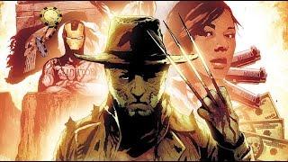 Wolverine mata a Hulk - OLD MAN LOGAN - parte 2  (FINAL)