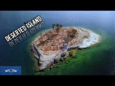 Deserted Island 4k Drone DJI Mavic Pro Long Distance