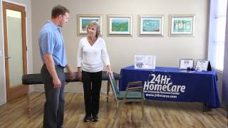Physical Therapy Exercises for Seniors: Balance Exercises for Seniors - 24Hr HomeCare