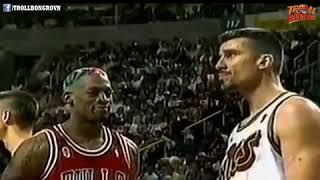"""Troll Bóng Rổ   Gã đồ tể vĩ đại nhất lịch sử NBA, """"dũng sĩ"""