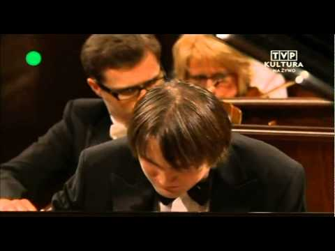 Daniil Trifonov plays Chopin Piano Concerto no.1 in E minor op.11 part 3
