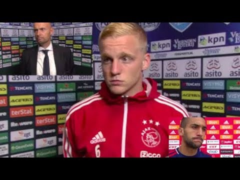 Keizer BOOS op BLAMEREND Ajax & OVERMARS   Donny: 'Sanchez leidde ons AF'