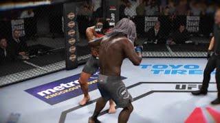 EA SPORTS™ UFC® 3_general