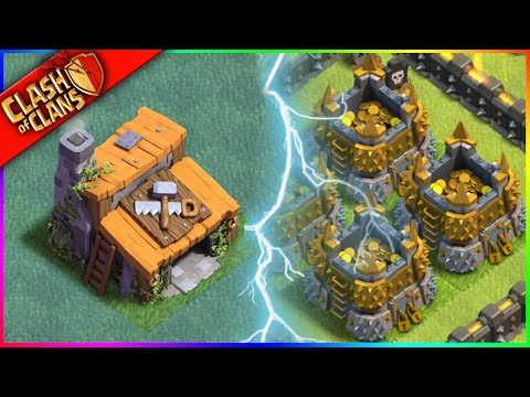 CAN YOU MAX THE BUILDER BASE 'Without Gems' in Clash of Clans?