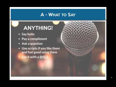 The A.R.T. of Sales & Recruiting - What to Say, What to Do, How to Be