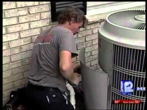 Allied Heating Chanel 12 News Spot July 5th 2012