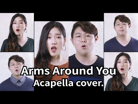 XXXTENTACION & Lil Pump ft. Maluma & Swae Lee - Arms Around You (Acapella cover by Highcloud.)