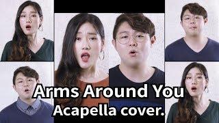 XXXTENTACION & Lil Pump ft. Maluma & Swae Lee - Arms Around You (Acapella cover by Highcloud.)